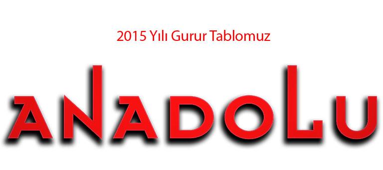 2015 Yılı Anadolu Güzel Sanatlarda Üniversiteyi Kazanan Öğrencilerimiz Antalyada