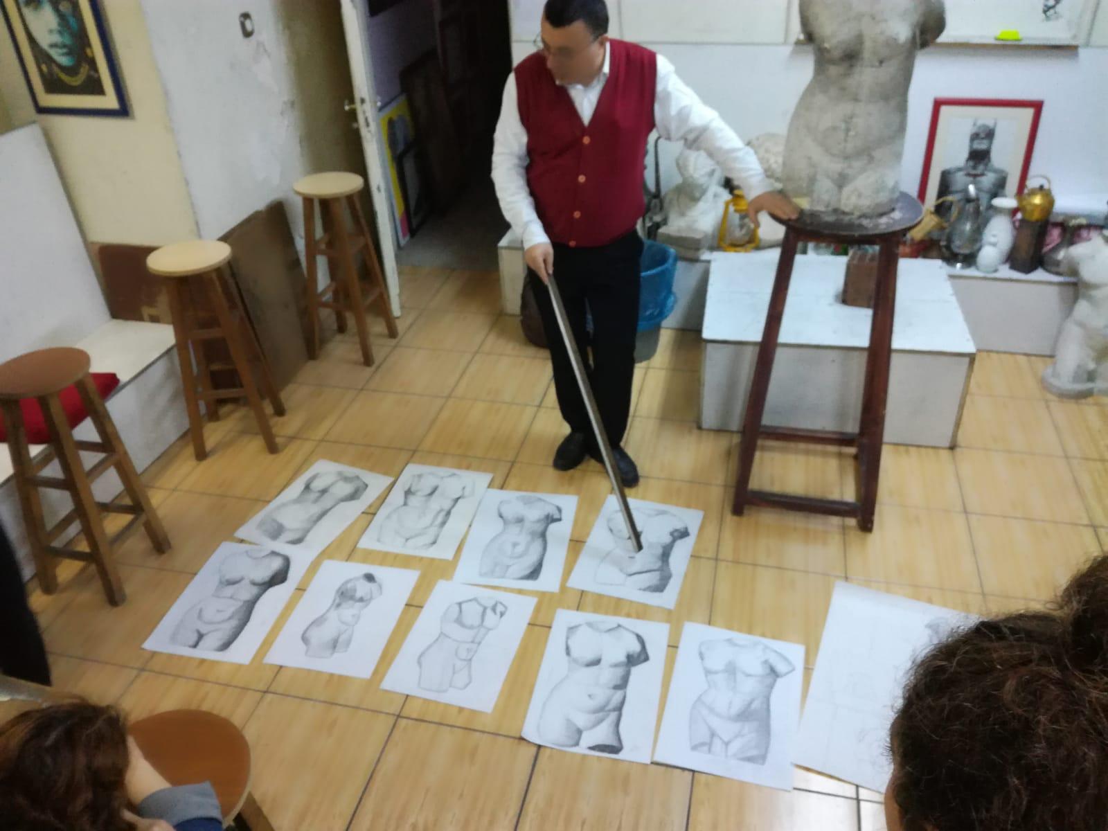 Ücretsiz Resim Kursları Antalyada