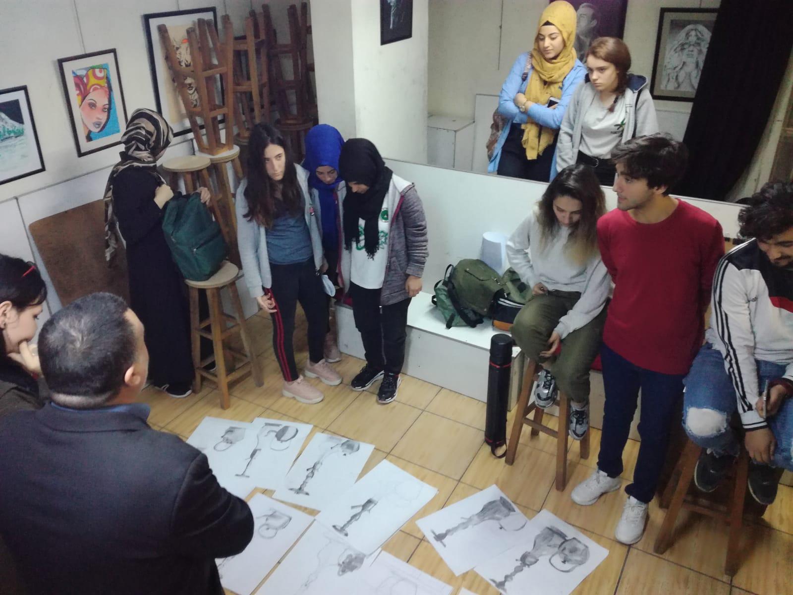 Antalyada Ücretsiz resim Kursları