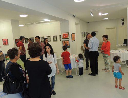 Antalyadaki 2008 ÖSS'yi Kazananların Sergisi Merkezi