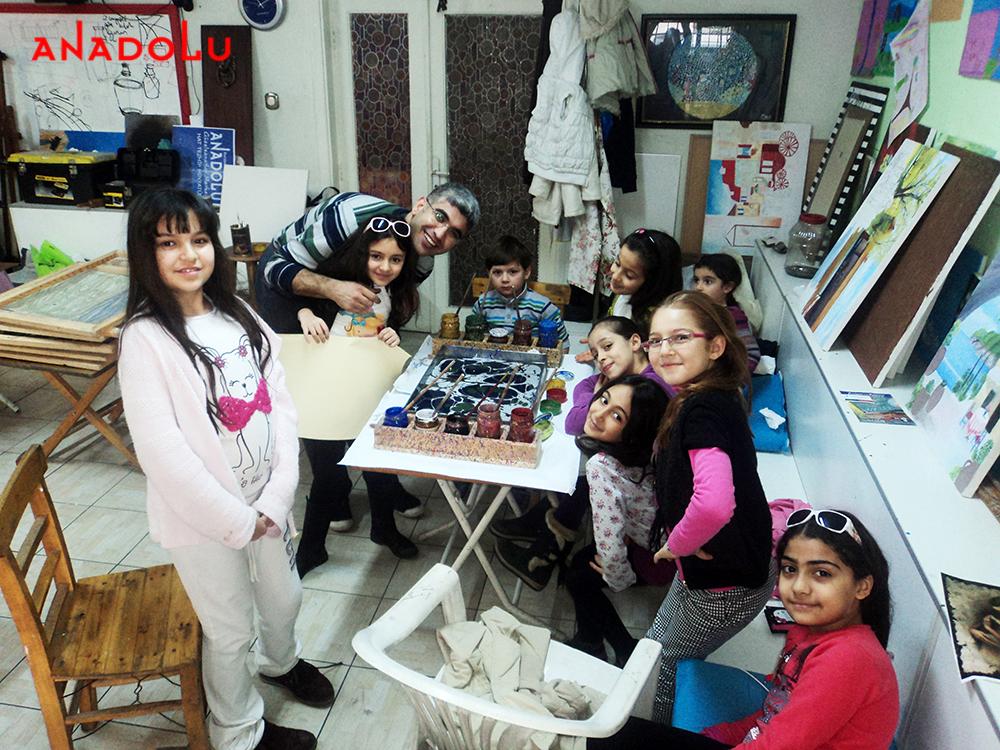 Antalyada Çizim Dersleri Eğitimleri