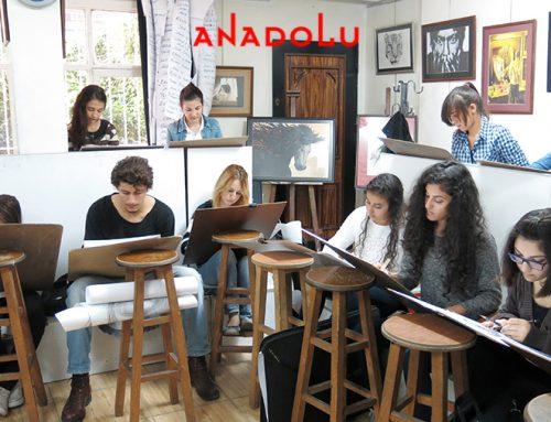 Antalyadaki Eğitim Sınavında kiler