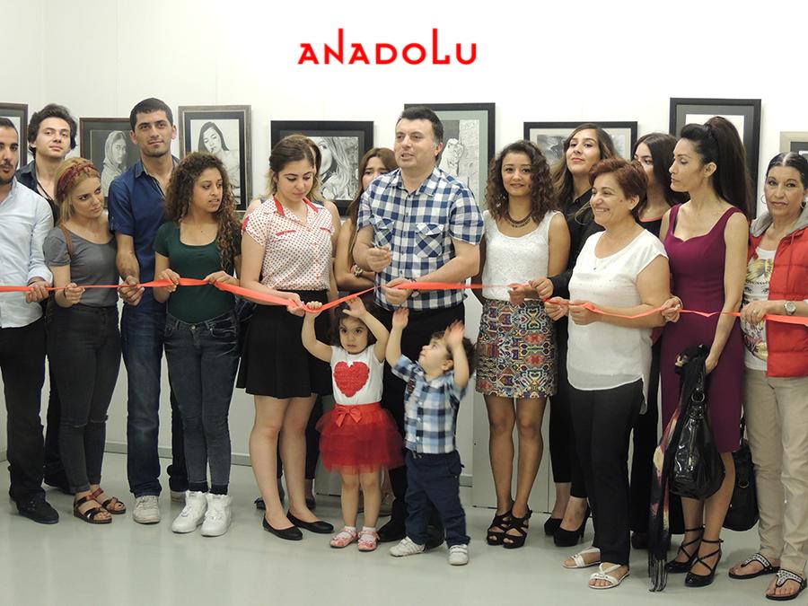 Anadolu Güzel Sanat Karakalem Çizim Dersleri Antalyada