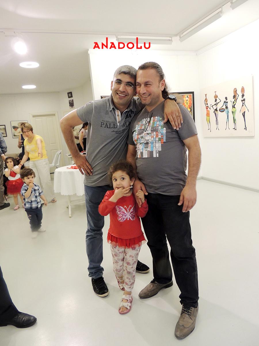 Hobi Kursunda Yağlı Boya Sergisi Antalyada