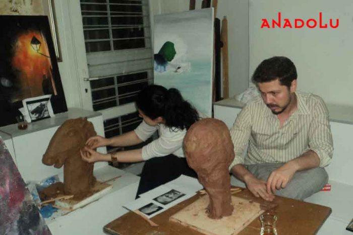 Özel Heykel Eğitimi Antalyada