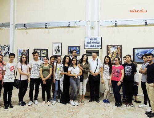 Antalyadaki Sabancı Kültür Sanat Merkezine Açılan Kazananların Sergisi