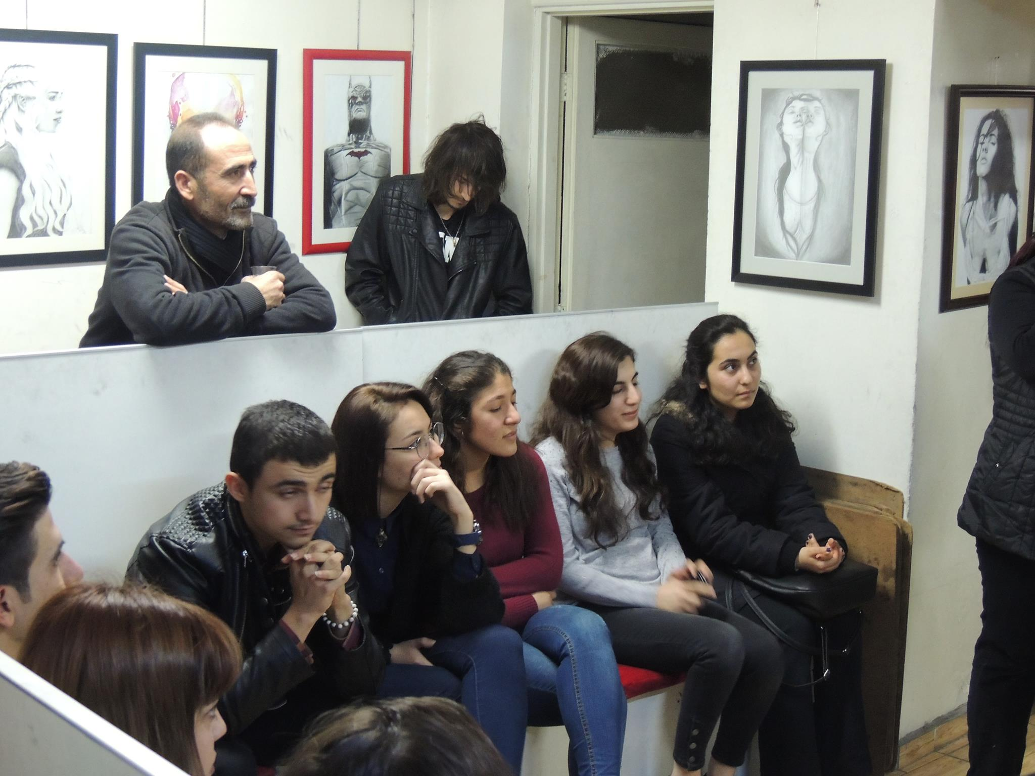 Antalyada Tanıştırma Kaynaştırma Etkinliği
