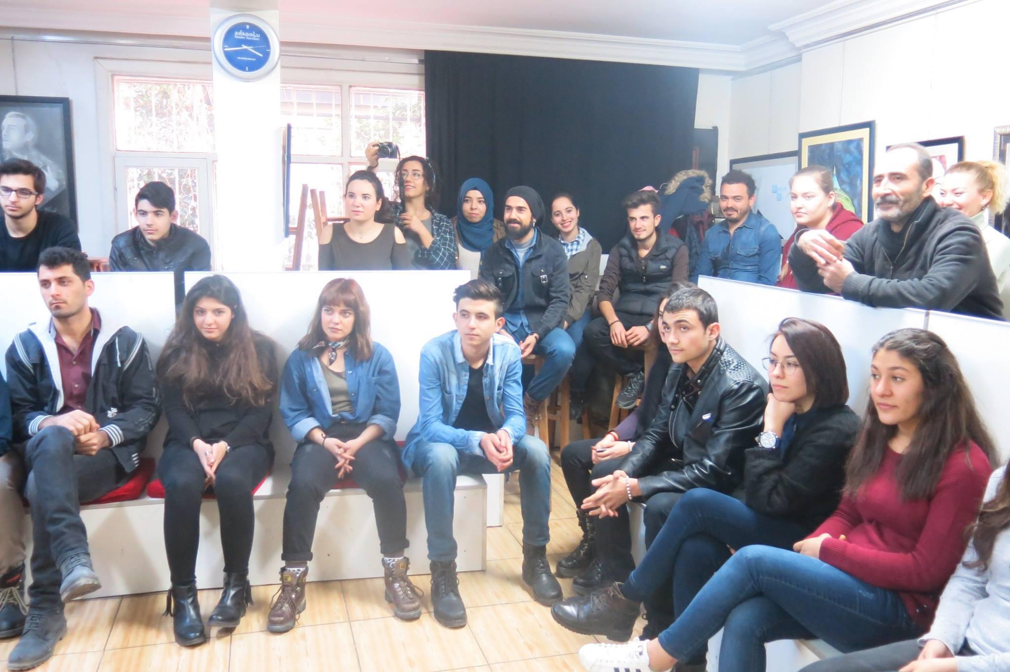 Antalyada Anadolu Sanatta Tanıştırma Kaynaştırma Etkinliği