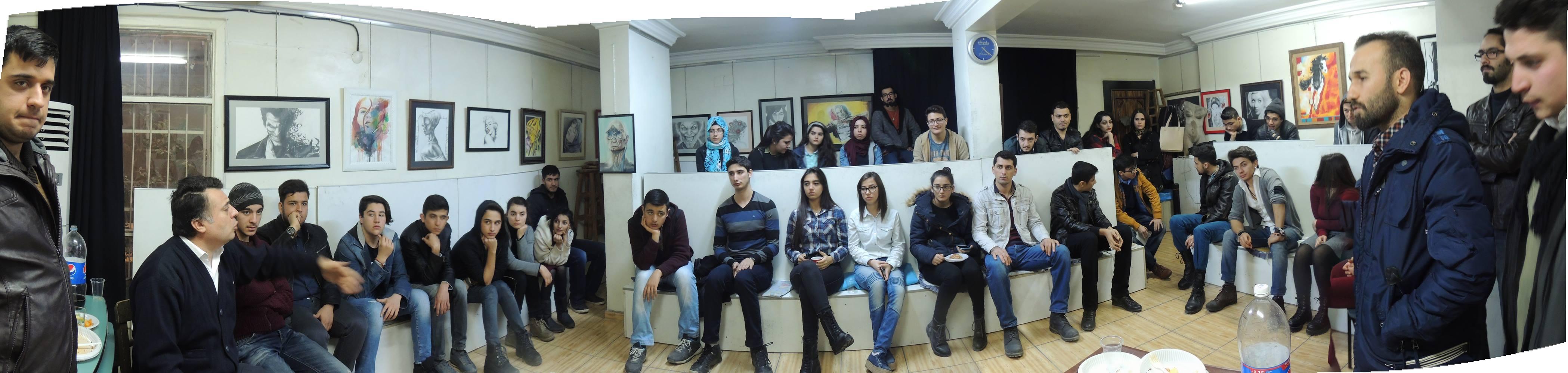 Anadolu Güzel Sanatlarda Tanışma Kaynaşma Etkinlikleri