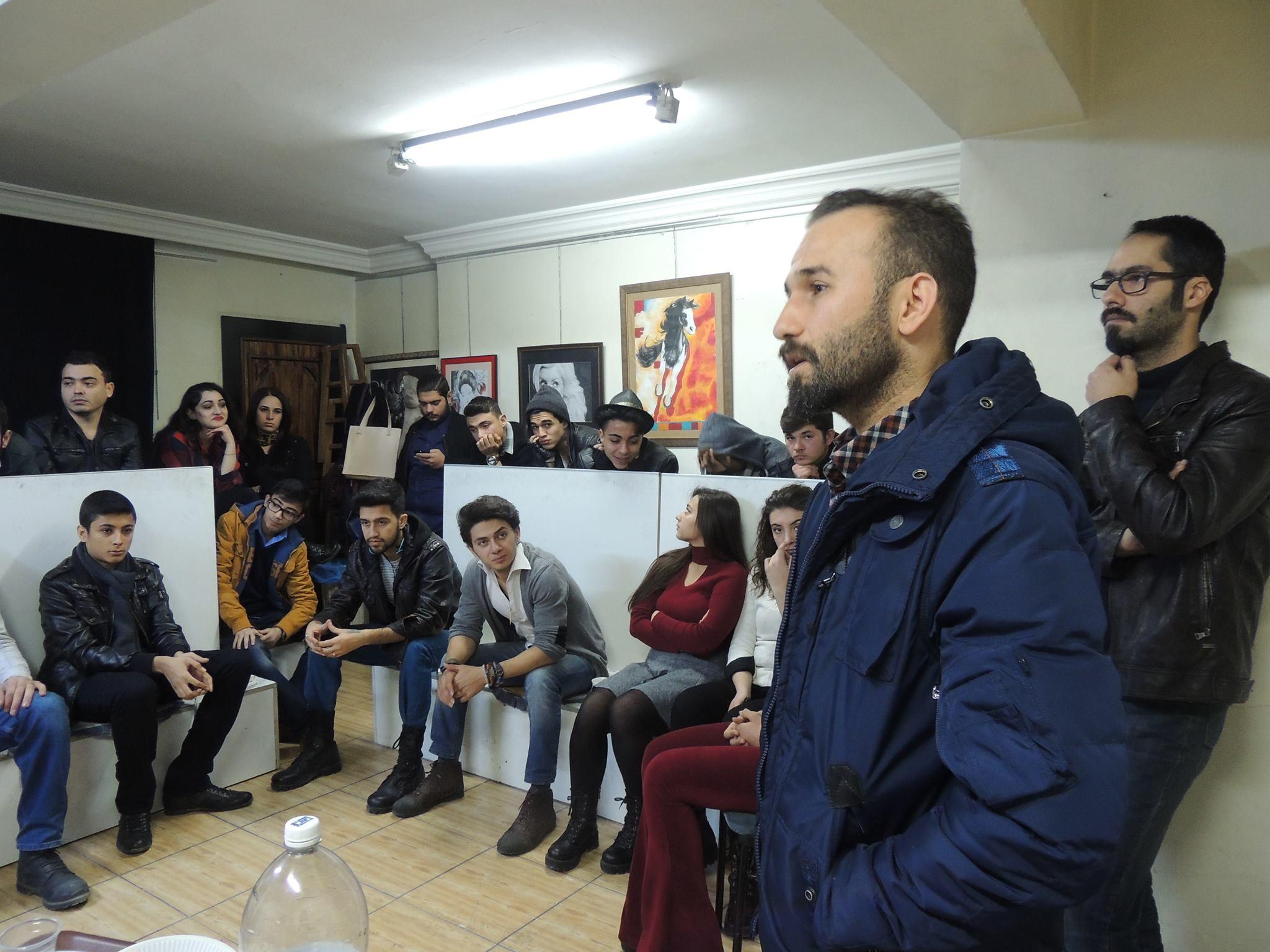 Güzel Sanatları Kazanan Öğrencilerimizi Tanıştırma Kaynaştırma Etkinliğimiz Antalyada
