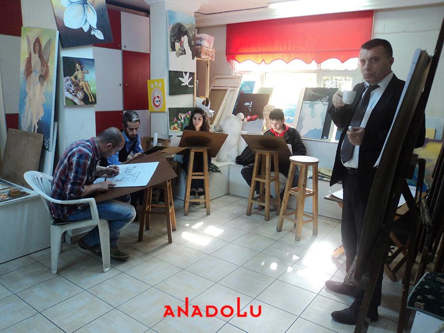 Antalyada Sanat Eğitimleri