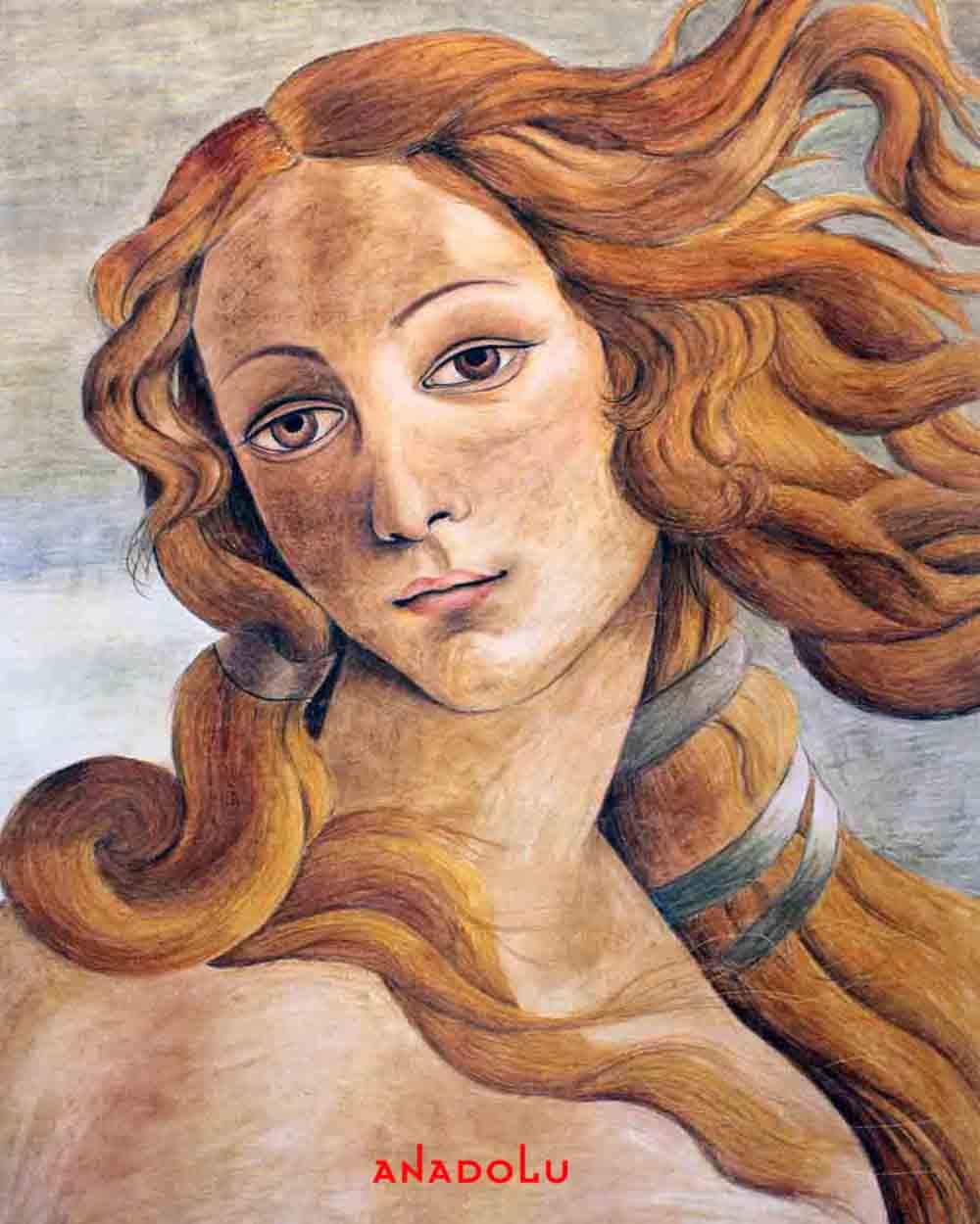 Venüs Çizim Örneği Antalyada