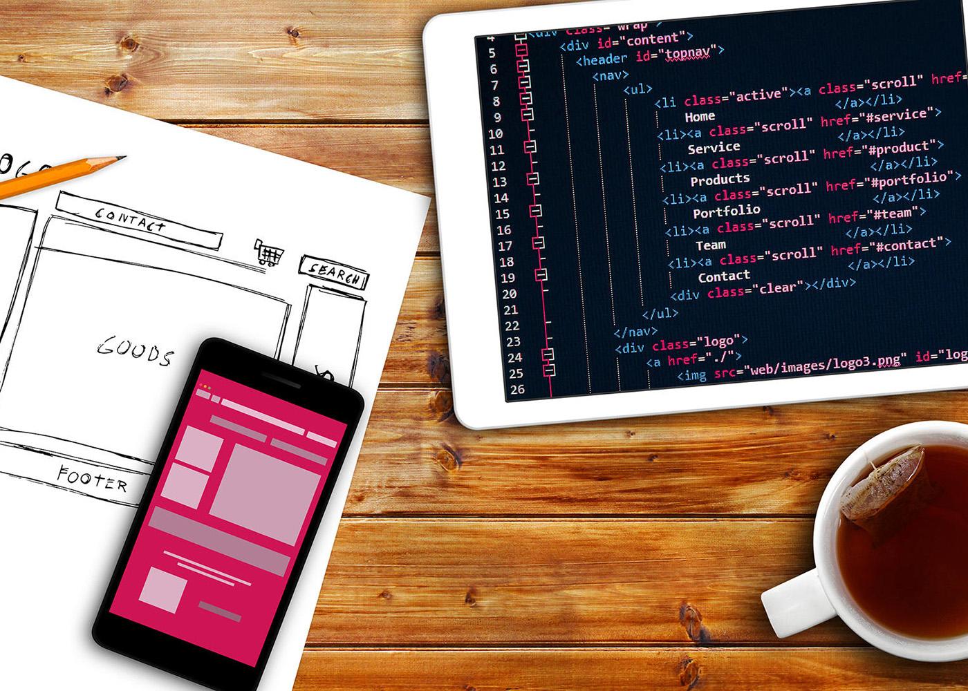 Web Tasarım Dersleri Antalyada