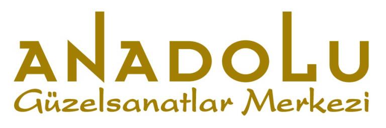Anadolu Güzel Sanatlar Merkezi Haki Logo Antalyada