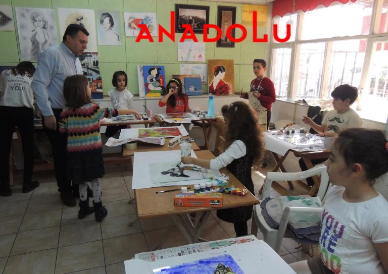 Çocuklar İçin Yaratıcılık Eğitimleri Antalyada