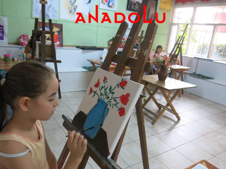 Anadolu Çocuk Atölyeleri Antalyada