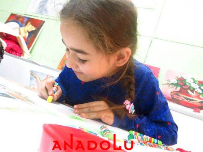 Antalyada Çocuklar İçin Güzel Çizim Eğitimleri