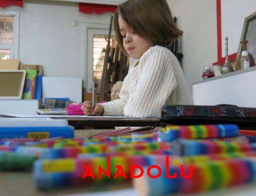 Antalyadaki Pastel Tekniği İle Kadın Porsresi Çizimi