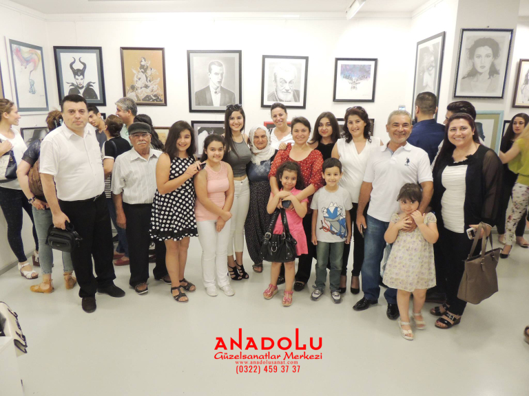 Çocuklara Yönelik Sanat Sergileri Antalyada