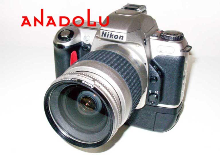 Antalyada Fotograf Makinesi