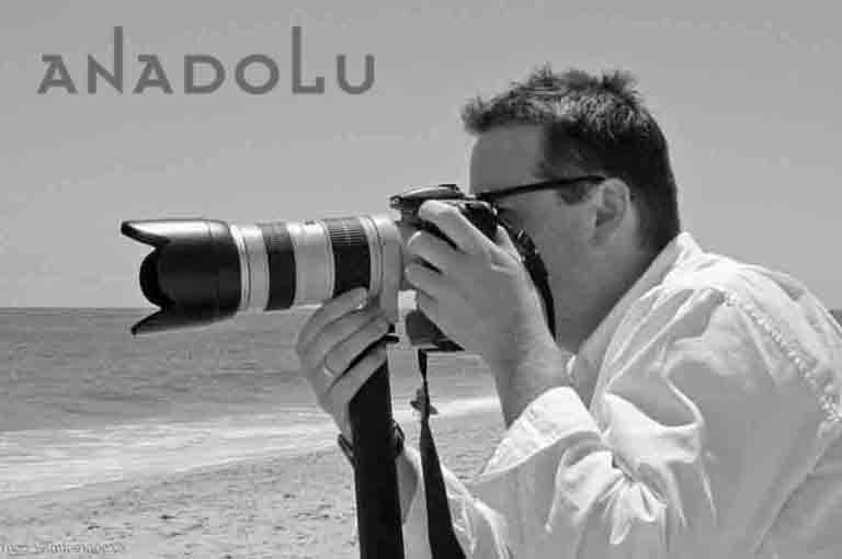 Fotografçı İş Başında Antalyada
