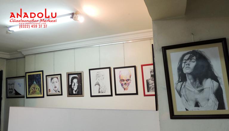 Güzel Sanat Dershanesi Antalyada