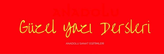 Hat ve Güzel Yazı Dersleri Antalyada