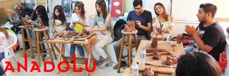 Heykel Hobi Grup Dersleri Antalya