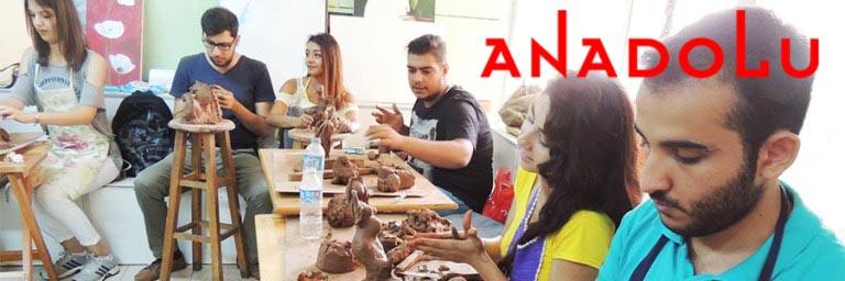 Hobi Grubu Heykel Desleri Antalya