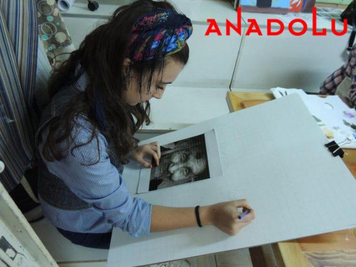 Teknik Çizim Dersleri Üniversite Hazırlık Grubu Antalya