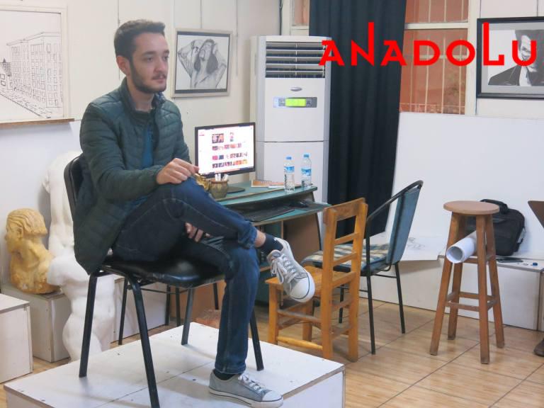 Üniversite Hazırlık Model Duruşu Antalya