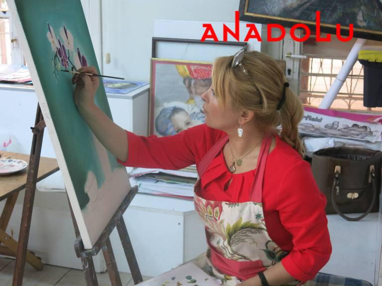 Yağlıboya Kursları Antalya