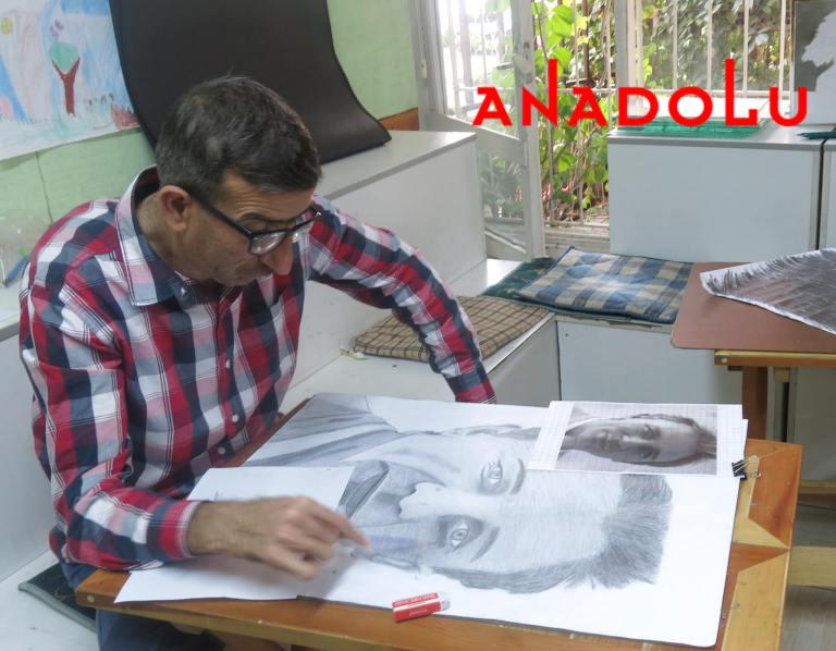 Hobi Karakalem Çizim Dersleri Antalyada