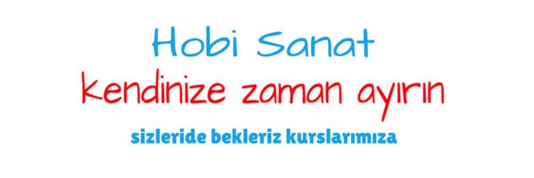 Hobi Sanat Grupları Antalyada