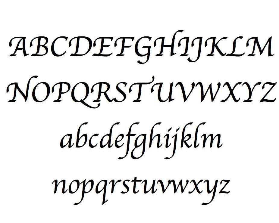 Kaligrafi Örnekleri Antalyada