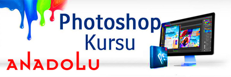 photoshop kursları Antalyada