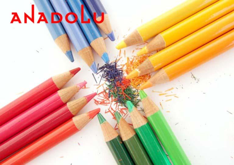 Renkli Resim Boya Malzemeleri Antalyada