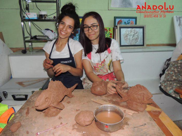 Başarılı Heykel Eğitimi Veren Kurslar Antalyada