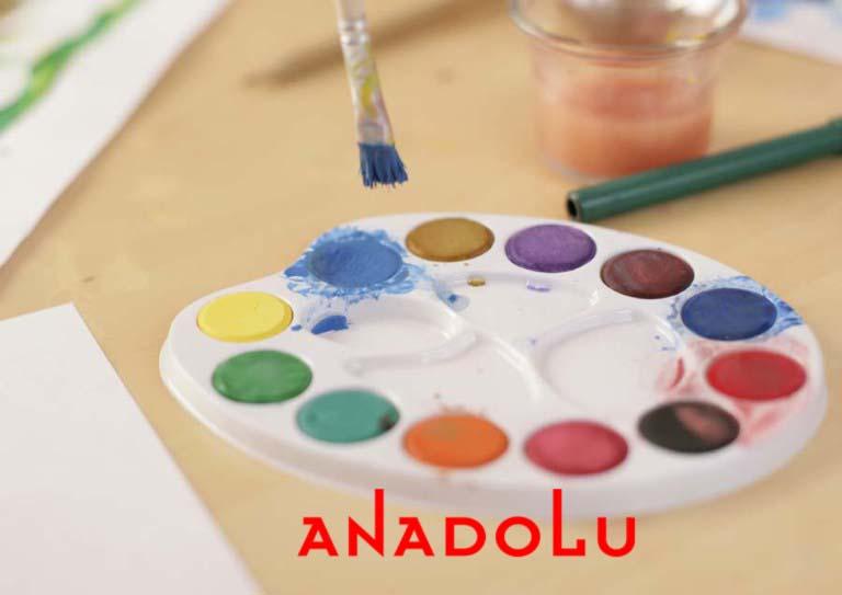 Sulu Boya Çizim Eğitimleri Antalyada