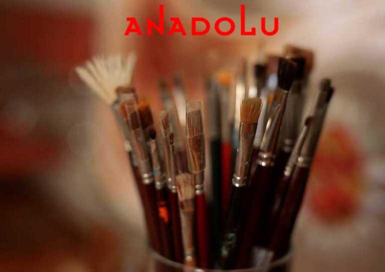 Yağlı Boya Çizim Malzemeleri Antalyada
