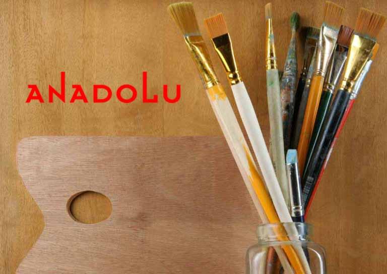Yağlı Boya Resim Fırçaları Antalyada