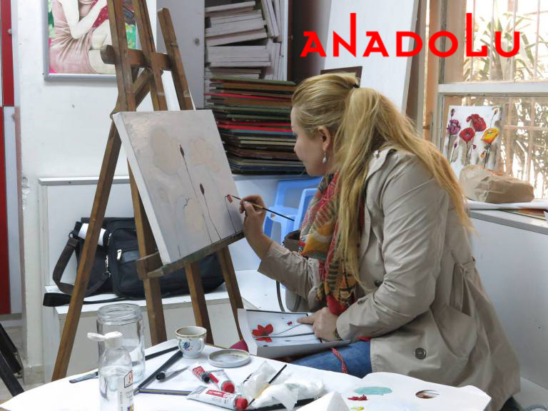 Yağlı Boya Resim Atölyeleri Antalyada