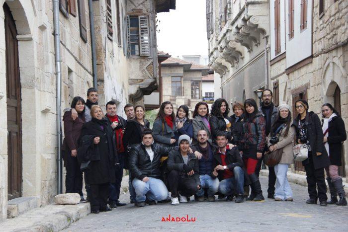 Anadolu Güzel Sanatlar Fotoğraf Gezileri Antalyada