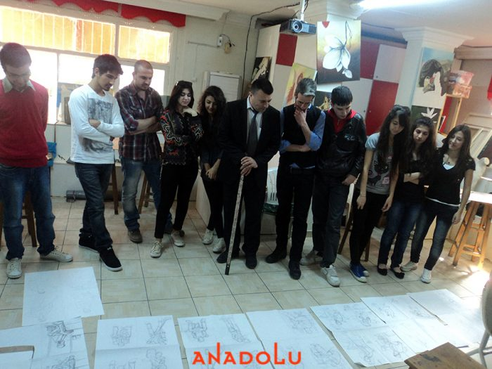 Sanat Eğitimi Antalyada