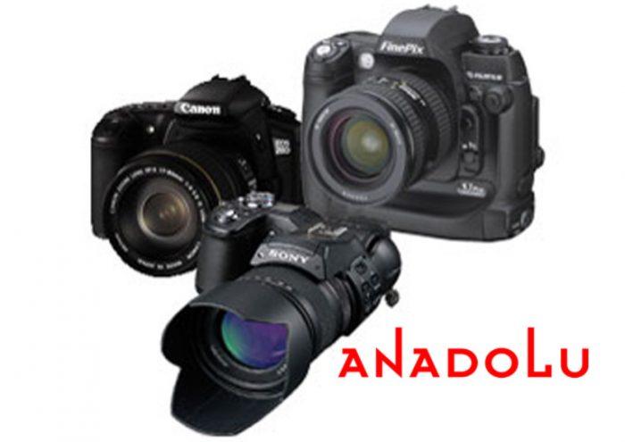 Fotograf Makinesi Antalyada