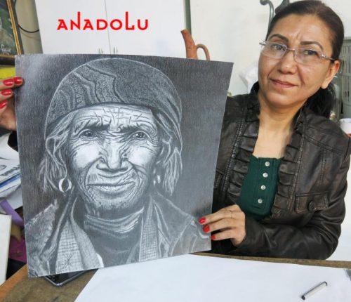 Hobi Karakalem Çizimi Antalya